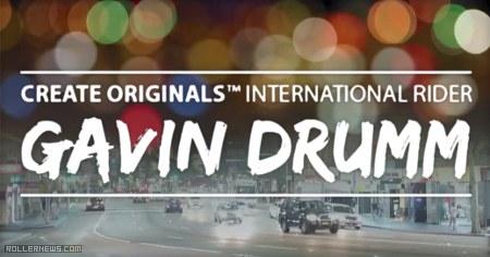 Gavin Drumm: Create Originals International Team Introduction (2015) Edit by Dom West