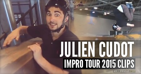 Julien Cudot: Impro Tour (2015) Quick Clips