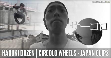 Haruki Dozen (Japan): Circolo Wheels 2015 Clips