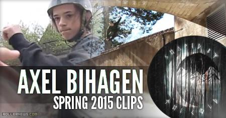 Axel Bihagen (Sweden, 15): Spring 2015 Clips