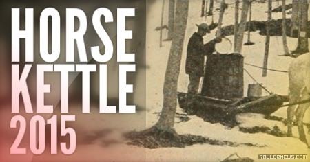 Horse Kettle 2015: Edit by Albert Hooi