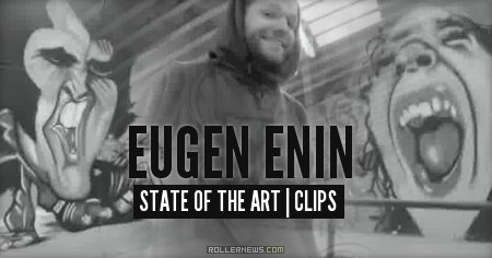 Eugen Enin (Germany): SOTA Clips (2015)