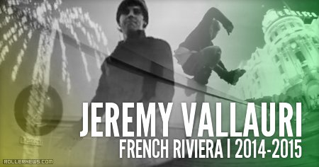 Jeremy Vallauri (France): 2014-2015 Edit