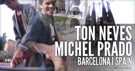 Ton Neves & Michel Prado: Barcelona (2015)