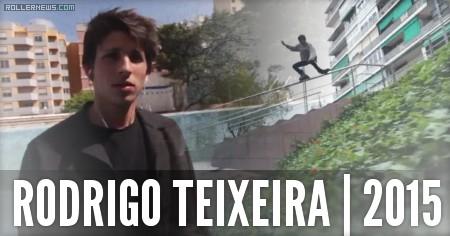 Rodrigo Braz Teixeira (17, Portugal): Feel (2015)