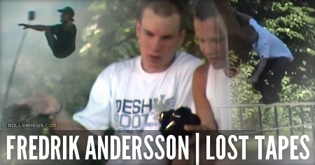 Fredrik Andersson: Lost Tapes