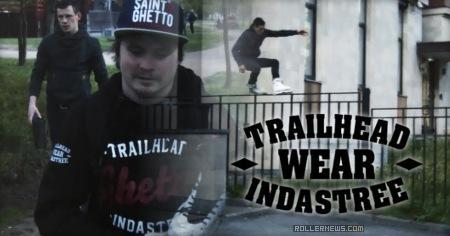 Trailhead (Russia): Rollerblading Trailer (2015)