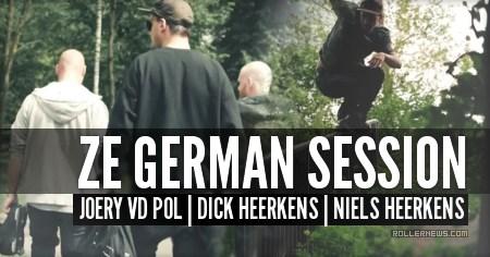 Joery vd Pol + Dick Heerkens: Ze German Session