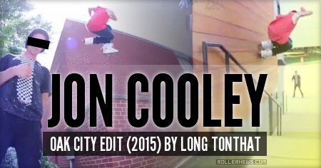 Jon Cooley: Oak City Edit (2015) by Long Tonthat