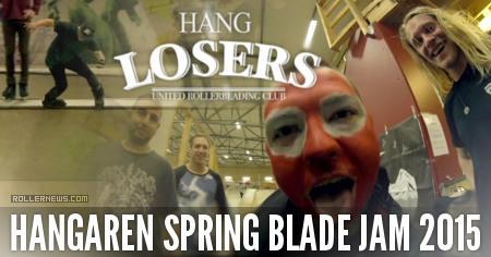Hanglosers Hangaren Spring Blade Jam 2015 (Sweden)