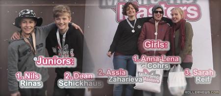 Grindhouse Miniramp Masters 2015: Heizhaus Leipzig