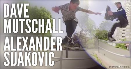 Dave Mutschall + Alexander Sijakovic: 2015 Clips