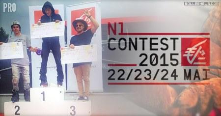 NL Contest 2015 (Strasbourg, France): Results