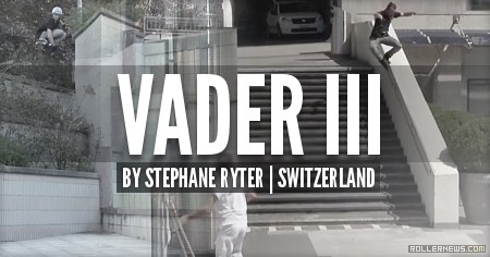 Vader III by Stephane Ryter: Trailer (2015)