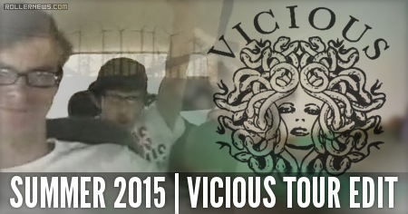 Summer 2005: Vicious Tour Edit by Jan Welch