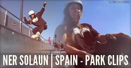 Ner Solaun (Razors Spain): 2015 Clips