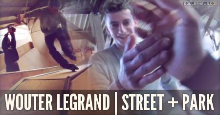 Wouter Legrand: Park + Street, 2014 Edit