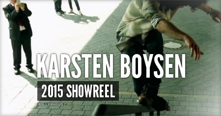 Karsten Boysen: 2015 Showreel