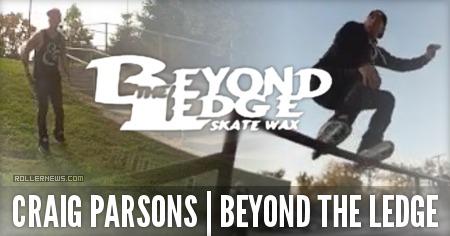 Craig Parsons (41): Beyond the Ledge (2015)