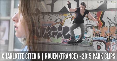 Charlotte Citerin (France, 16): Park Clips (2015)