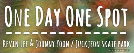 Kevin Lee & Johnny Yoon (Korea): 1 Day, 1 Spot (2015)