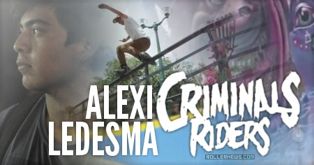 Alexi Ledesma (Chile): Criminals Riders (2015) Edit