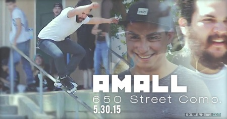 Amall Street 650 Comp (2015): Edit by Mike Perry