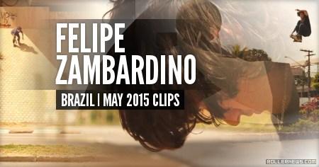Felipe Zambardino (Brazil, 31): May 2015 Clips