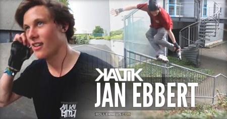 Jan Ebbert (Germany): Kaltik 2015 Edit