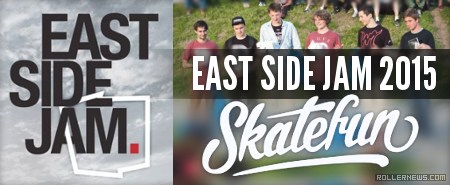 East Side Jam 2015 (Poland): Skatefun Edit