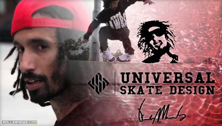 Franky Morales: USD 2015 Edit by Erick Rodriguez
