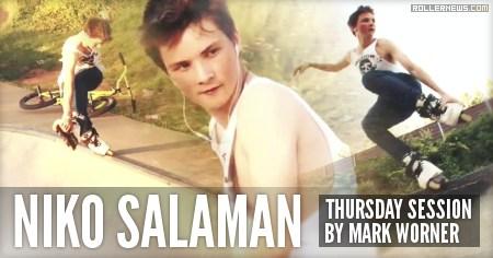 Niko Salaman: Thursday session by Mark Worner (2015)