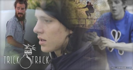 Trick Track 2015 (Naples, Italy): Teasers