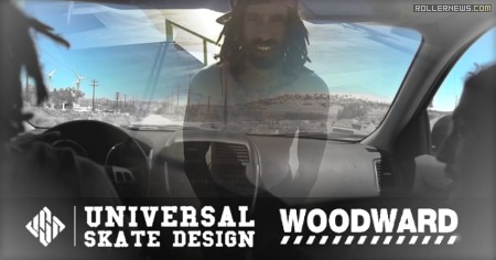 USD: A day at Woodward West (2015)