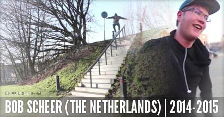 Bob Scheer (The Netherlands): 2014-2015 Edit