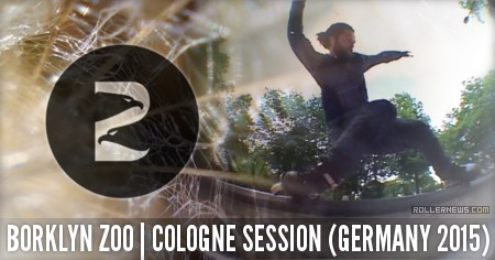 Borklyn Zoo: Cologne, Lentpark Session (Germany)