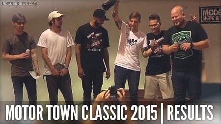 Motor Town Classic 2015: Results