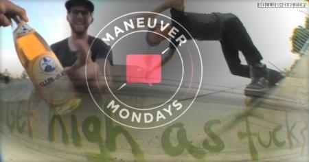 Valo Maneuver Monday in Germany (2015)