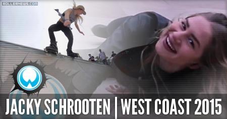 Jacky Schrooten @ West Coast Contest 2015
