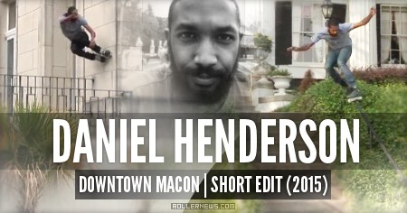 Daniel Henderson: Downtown Macon, Short Edit (2015)