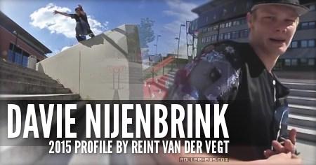 Davie Nijenbrink (19, Holland): 2015 Profile