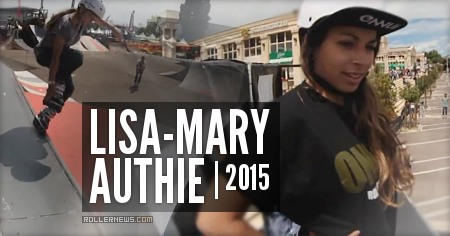 Lisa Mary Authie: 2015 Season Clips