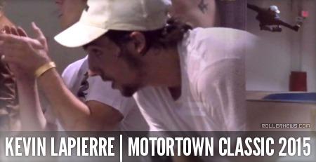Kevin Lapierre @ Motortown Classic 2015