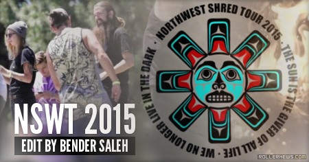 Northwest Shred Tour 2015: Edit by Bander Saleh