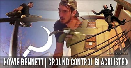 Howie Bennett: Ground Control Blacklisted (2015)
