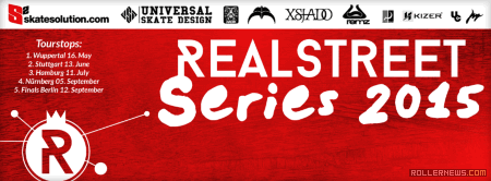 Real Street Stuttgart 2015 (Germany)