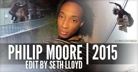 Philip Moore: 2015 Edit by Seth Lloyd