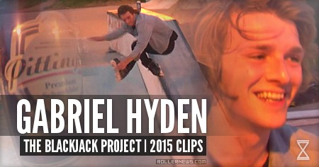 Gabriel Hyden: The Blackjack Project, 2015 Clips