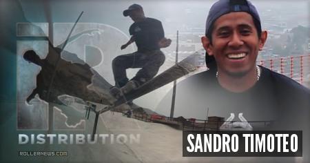 Some Tricks with Sandro Timoteo (Peru, 2015)