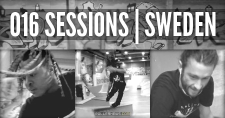 016 Sessions (Sweden, 2015) by Zebastian Cassel. Feat. Montre Livingston, Rob Guerrero & more